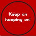 Keep on keeping on image